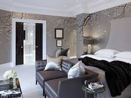 London Bedroom Wallpaper 50 Floral Wallpaper And Mural Ideas