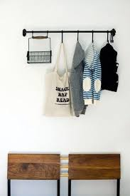 Creative Ideas For Coat Racks 100 Cool And Creative DIY Coat Rack Ideas Diy coat rack Coat racks 51