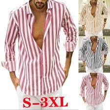 Spring and <b>Autumn Large Size Men's</b> Fashion Long Sleeve Shirt ...