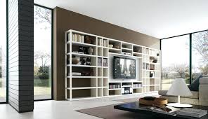 Small Picture 20 Modern Living Room Wall Units For Book Storage From
