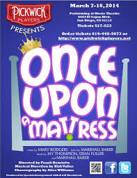 once upon a mattress poster. ONCE UPON A MATTRESS. March 2014 Mattress Poster Once Upon