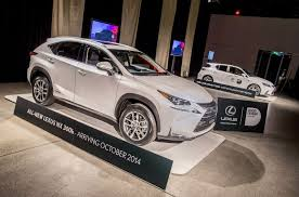 new car launches australia 2014Allnew Lexus NX SUV with fancy new features will be launched by