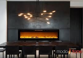 inch cynergy xl log builtin wall mounted electric fireplace