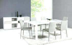 modern dining room with white curtains photos and grey contemporary table chairs elegant best mid r
