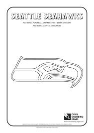 Free Nfl Logo Coloring Pages Logos Gallery Image Of Special To Print
