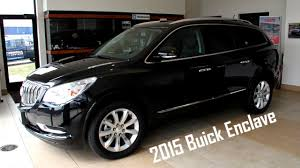 2015 Buick Enclave Walkaround & Features Presented By Tom ...