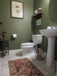 Gray Powder Room Decor Ideas Is One In You To Redecorate Your Powder Room  15 Along