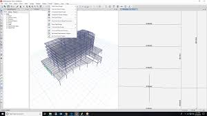 Plan Program Design Plot To Follow Recent Enhancements Etabs