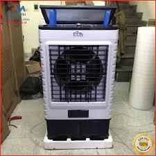 Quạt điều hòa quạt hơi nước Cool Summer CSM 8800 150W dung tích 60 LÍT diện  tích 40-60m2 Hàng chính hãng BH 24 tháng