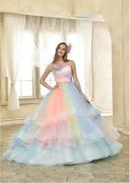 こんなドレスはじめて注目度ナンバー1のカラードレス 心斎橋