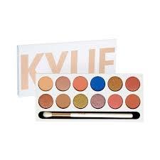 kylie cosmetics the royal peach palette 45