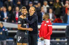 Choupo-Moting jubelt mit Tuchel und Neymar