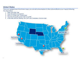 Us Map Editable Usa Editable Powerpoint Map Presentationgocom 6270 02 Us Map 2 17
