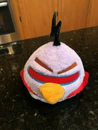Angry Birds Space Plush 5 Purple Laser Bomb w/ sound working - Angry Bird  Gifts #angrybird #angrybirds - Angry Birds Space Plush… | Bird gifts,  Gifts, Angry birds