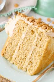Peanut Butter Layer Cake Must Try Peanut Butter Dessert Recipe
