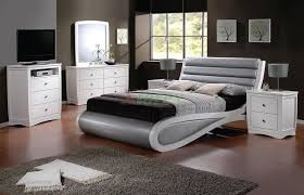 contemporary bedroom furniture chicago. Contemporary Bedroom Contemporary White Bedroom Furniture Set With Chicago R