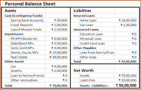 Balance Sheet Templates Enchanting 48 How To Make A Balance Sheet Bookletemplateorg