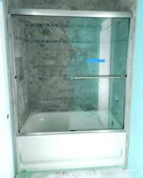 install a shower door home depot shower install glass bath doors pivot tub install shower door install a shower door