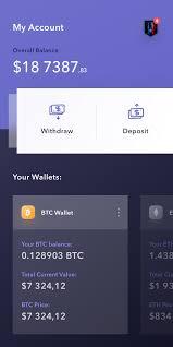 Best safe bitcoin + crypto wallet apps & hardware. My Account V2 Real Size 2x Web App Design Mobile App Design App Design