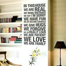 wooden letter wall decorations share large