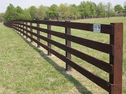 rail fence styles. 4 Rail Post And Fence Styles