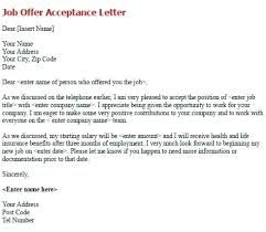 Offer Salary Template Increase Letter From Employment To Employee Uk
