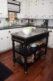 11 Types Of Small Kitchen Islands Carts On Wheels 2021 Home Stratosphere