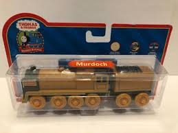 rare thomas train wooden railway murdoch tender lc99187