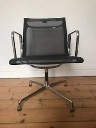 charles eames chair. Image Is Loading Used-Original-Vitra-EA108-Charles-Eames-chair-Chrome- Charles Eames Chair