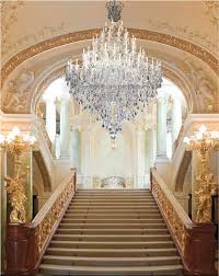 swinging from the chandeliers