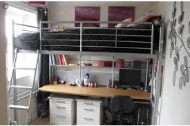 high double bed. Fine Double Quality Metal Double Bunk Loft Cabin Bed High Sleeper Desk Shelves Kids  Child Teenager Bedroom Inside A