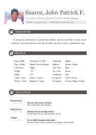 Sample Resume Factory Worker 7 Free Resume Templates Primer Best Functional Resume  Samples