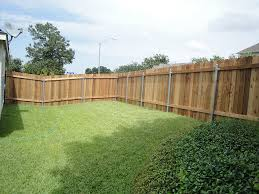 wood fence backyard. Backward Wooden Fence With Steel Posts - Wood Privacy Fences Backyard A