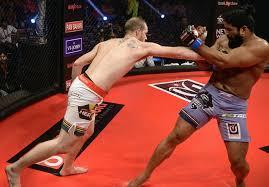 Boom 👊 Delhi Heroes' Wesley Welch... - Super Fight League | Facebook