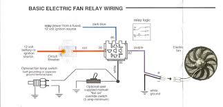 electric fan wiring diagram Electric Fan Relay Wiring Diagram dual electric fan wiring diagram how to wire electric fan wiring dual electric fan relay wiring diagram