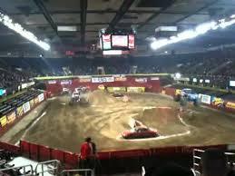 Heavy Hitter Monster Truck Derek Anson Freedom Hall 2012