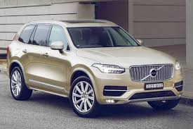 NRMA new car review: 2015 Volvo XC90 - YouTube