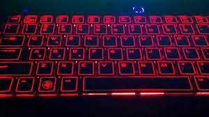 How To Change Light Color On Alienware Laptop Alienware Laptop Keyboard Color Change Youtube