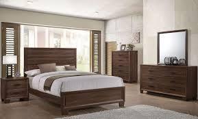 transitional bedroom sets.  Sets Brandon 205321 Brown Transitional Bedroom Set In Sets I
