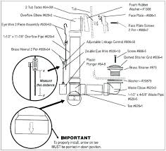replace tub drain and overflow how to replace bathtub overflow gasket overflow replacing repair tub overflow drain