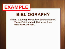 How To Apa Reference Powerpoint Slides Displaying Your Research