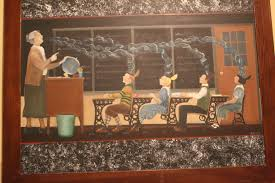 reflections on literacies part oaxaca enlivened learning painting on the
