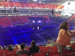 Garth Brooks Atlanta Seating Chart Mercedes Benz Stadium Section 316 Row 13 Seat 9 Garth