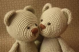 Easy Crochet Teddy Bear Pattern Simple Decorating