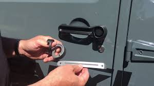 installing ami styling jeep jk door handle covers