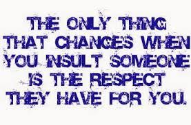 self respect definition essay