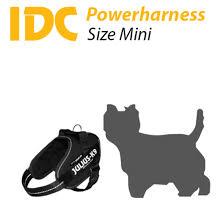 Julius K9 Power Harness Sizing Chart Julius K9 Idc Powerharness Size Mini