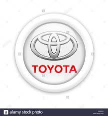 Toyota logo symbol icon flag Stock Photo: 54907484 - Alamy