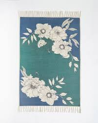 yn donnelly eclectic graphic fl rug
