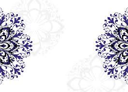 wedding shower blank templates royal blue wedding invitation wedding invitations